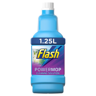 Flash Power Mop Cleaning Solution Refill