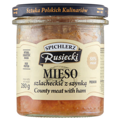Spichlerz Rusiecki County Meat with Ham