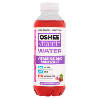 Oshee Robert Lewandowski Edition Vitamin Water Vitamins and Minerals