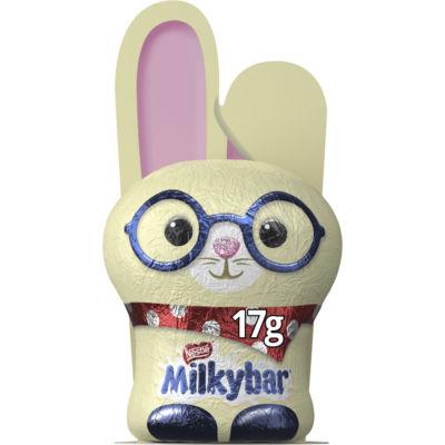Milkybar Small White Chocolate Bunny