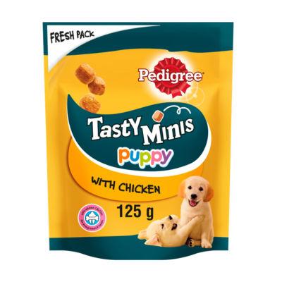 Pedigree Tasty Bites Chicken Puppy Dog Treats