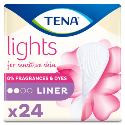 Lights by TENA Panty Liners