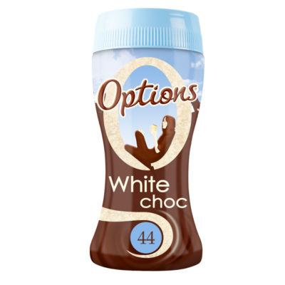 Options Instant White Choc