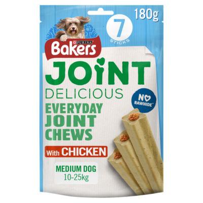 Bakers Joint Delicious Chicken Medium Dog Treats