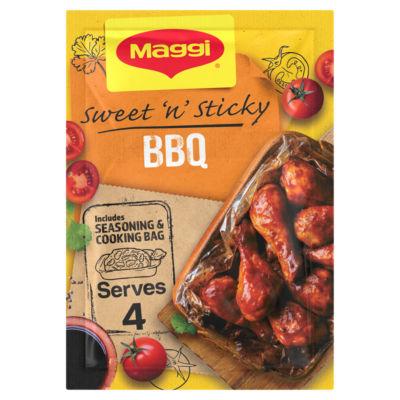 ASDA > Food Cupboard > Maggi So Juicy Sticky BBQ Chicken