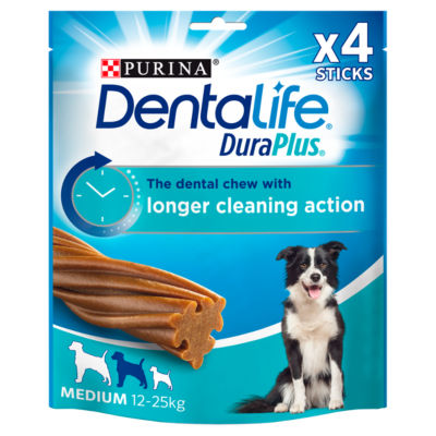 Dentalife Duraplus Medium Dog Dental Chew