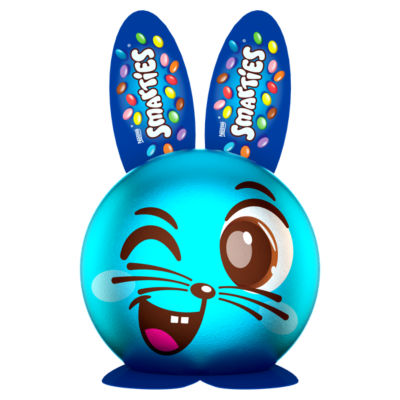 Smarties Filled Bunny