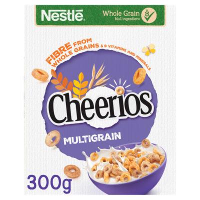 Nestle Cheerios Multigrain