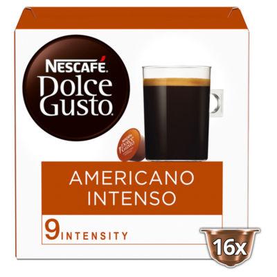 Nescafe Dolce Gusto Americano Intenso Coffee Pods