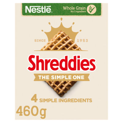 Nestle Shreddies The Simple One
