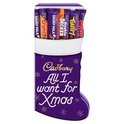 Cadbury Large Stocking Chocolate Selection Box
