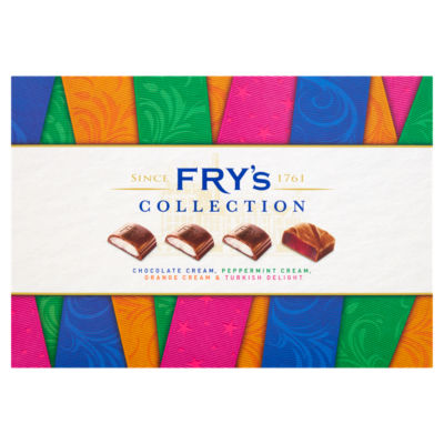Fry's Chocolate Collection Box