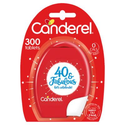 Canderel Sweetener Tablets
