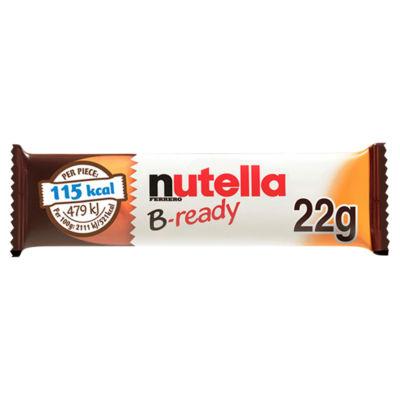 Nutella B-ready Single Bar