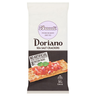 Doria Italian Crackers