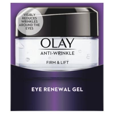 Olay Anti-Wrinkle Firm And Lift Eye Renewal Gel