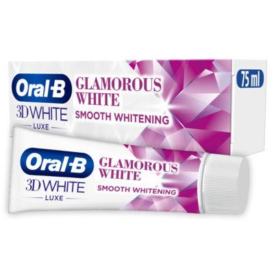 Oral-B 3D White Luxe Glamorous White Toothpaste