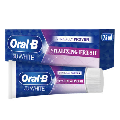 Oral-B 3D White Vitalizing Fresh Toothpaste