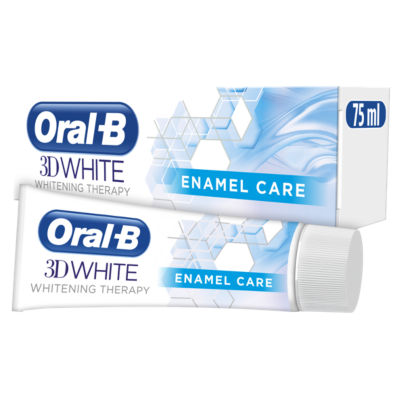 Oral-B 3D Whitening Therapy Enamel Care Toothpaste