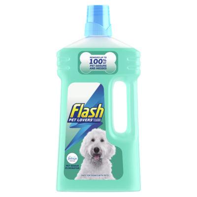 Flash For Pet Lovers Floor Cleaner Liquid