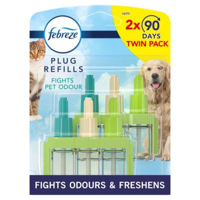 Febreze 3Volution Air Freshener Plug-In Refill Pet