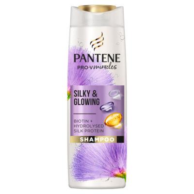 Pantene Pro-V Miracles Silky & Glowing Shampoo