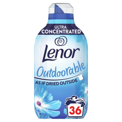 Lenor Outdoorable Fabric Conditioner Spring Awakening 36 Washes