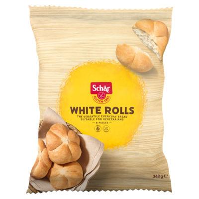 Schar Gluten Free White Rolls
