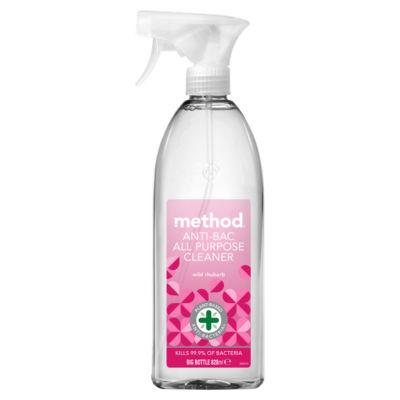 Method Antibacterial All Purpose Cleaner Wild Rhubarb