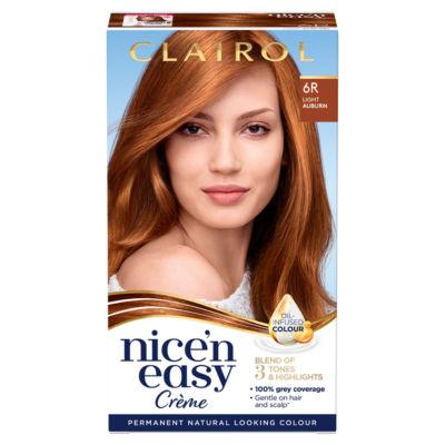 Nice'n Easy Hair Dye 6R Light Auburn