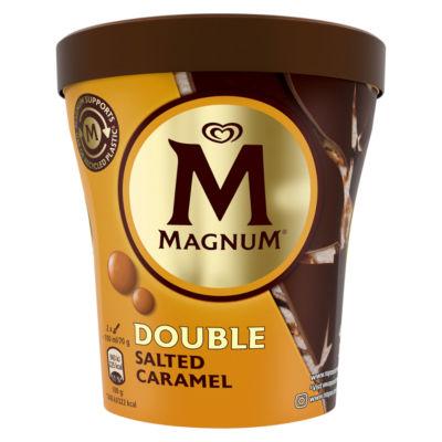 Magnum Tub Double Salted Caramel Ice Cream