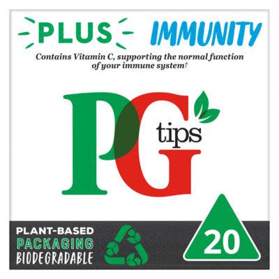 PG Tips Immunity Pyramid Tea Bags