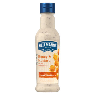 Hellmann's Honey and Mustard Salad Dressing