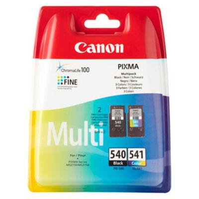 Canon PG540/CL541 Black & Colour Ink Cartridge