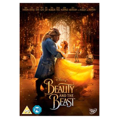 DVD Disney Beauty & The Beast