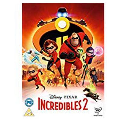 ASDA > Homeware Outdoors > DVD Incredibles 2
