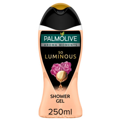 Palmolive Aroma Moments So Luminous Macadamia and Peony Shower Gel