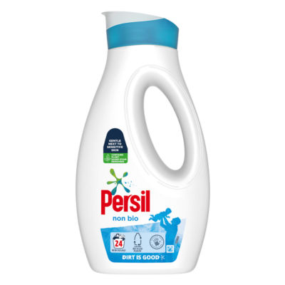 Persil Non Bio Laundry Washing Liquid Detergent 24 Washes