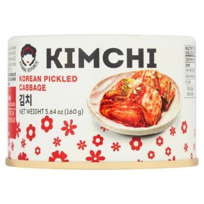Ajumma Republic Kimchi Korean Pickled Cabbage