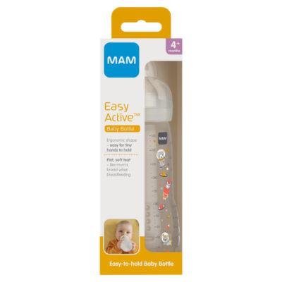 MAM Easy Active 330ml Baby Bottle - 1 Pack