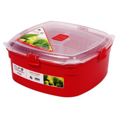 Sistema Klip It Microwave Steamer