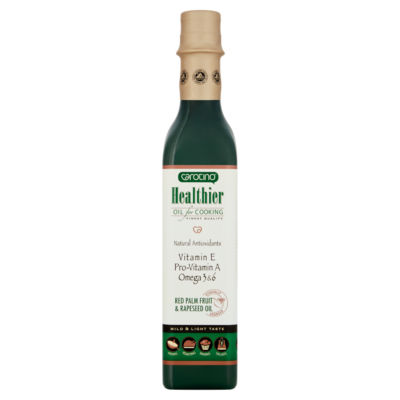 Carotino Healthier Oil for Cooking