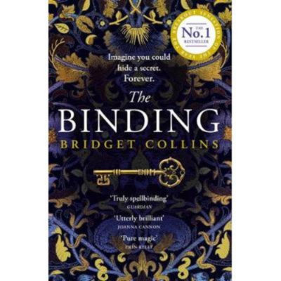 Paperback The Binding - Bridget Collins