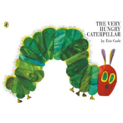Paperback The Very Hungry Caterpillar by Eric Carle