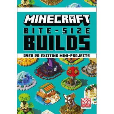 Minecraft Bite Size Builds By Minecraft