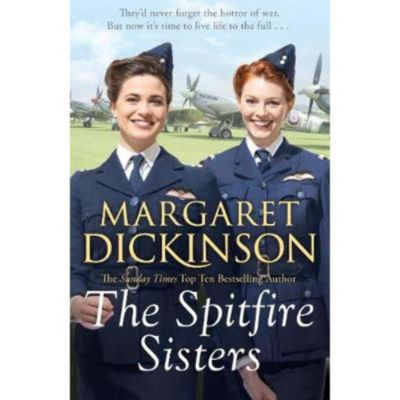 Paperback The Spitfire Sisters by Margaret Dickinson
