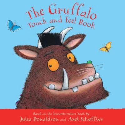 Gruffalo Touch and Feel Book - Julia Donaldson