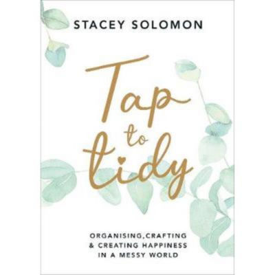 Hardback Tap to Tidy by Stacey Solomon