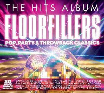CD The Hits Album: The Floorfillers Album