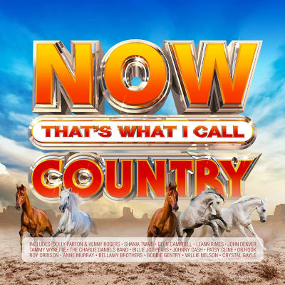 CD Now Country by Various Artists